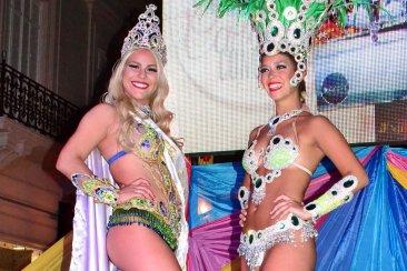 Presentación del Carnaval de Concordia 2017