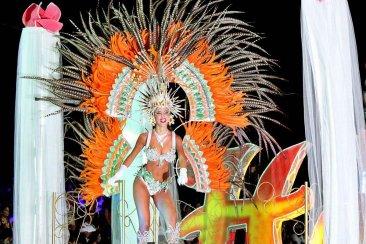 Todas las FIGURAS ganadoras del Carnaval de Concordia