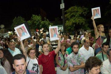 Concordia levantó las banderas de Verdad, Memoria y Justicia a 41 años del golpe