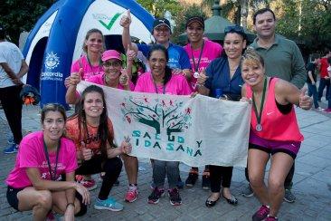 Maratón Solidaria Lucha Contra el Cáncer PARTE 2