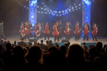 Gala de Honor en el Teatro Odeón
