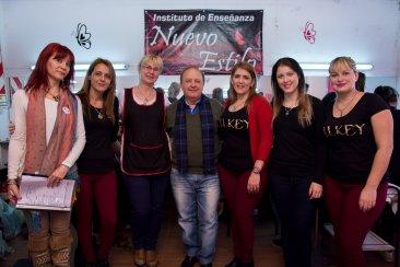 20 peluqueros de la región de Salto Grande obtuvieron su matrícula oficial