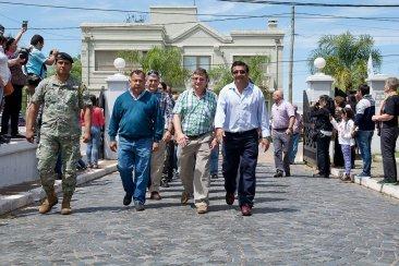 """Juntada a 30 años de la """"colimba"""" en el Blandengues"""