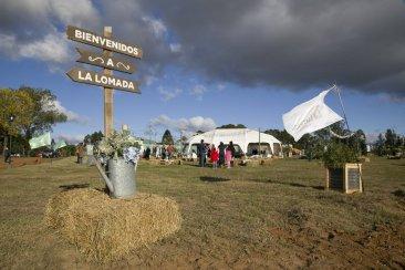 """""""La Lomada"""" inauguró su primera etapa de obras"""