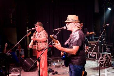 PEDRO Y PABLO: Un pedazo de la historia del rock nacional en el Auditorium