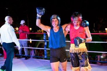 El Boxeo despidió el año en la Costanera