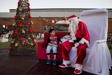 Expo Navidad en la Costanera de Concordia