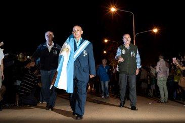 Concordia rindió homenaje a sus Héroes de Malvinas