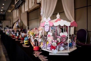 Vecinos y turistas colmaron el predio de la Expo Pascuas