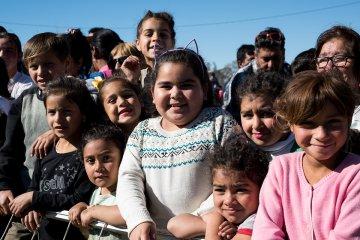 Los niños coparon la Costanera para el final de los festejos de agosto