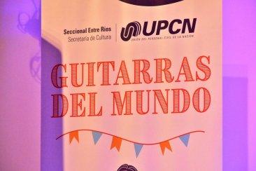 Concordia fue sede del 25° Festival Guitarras del Mundo