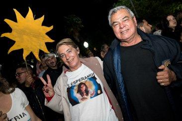 En Concordia se celebró el triunfo de la fórmula Fernadez-Fernández PARTE 2