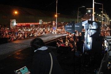 El paso del huracán Duki por la Fiesta de la Citricultura
