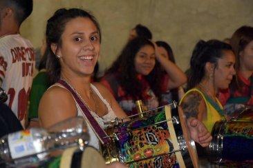 El carnaval ya se respira con intensidad en las calles de la Ciudad Satelite