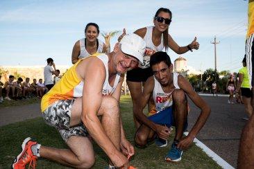 Fotos a las corridas en la 41° Maratón de Reyes PARTE 1