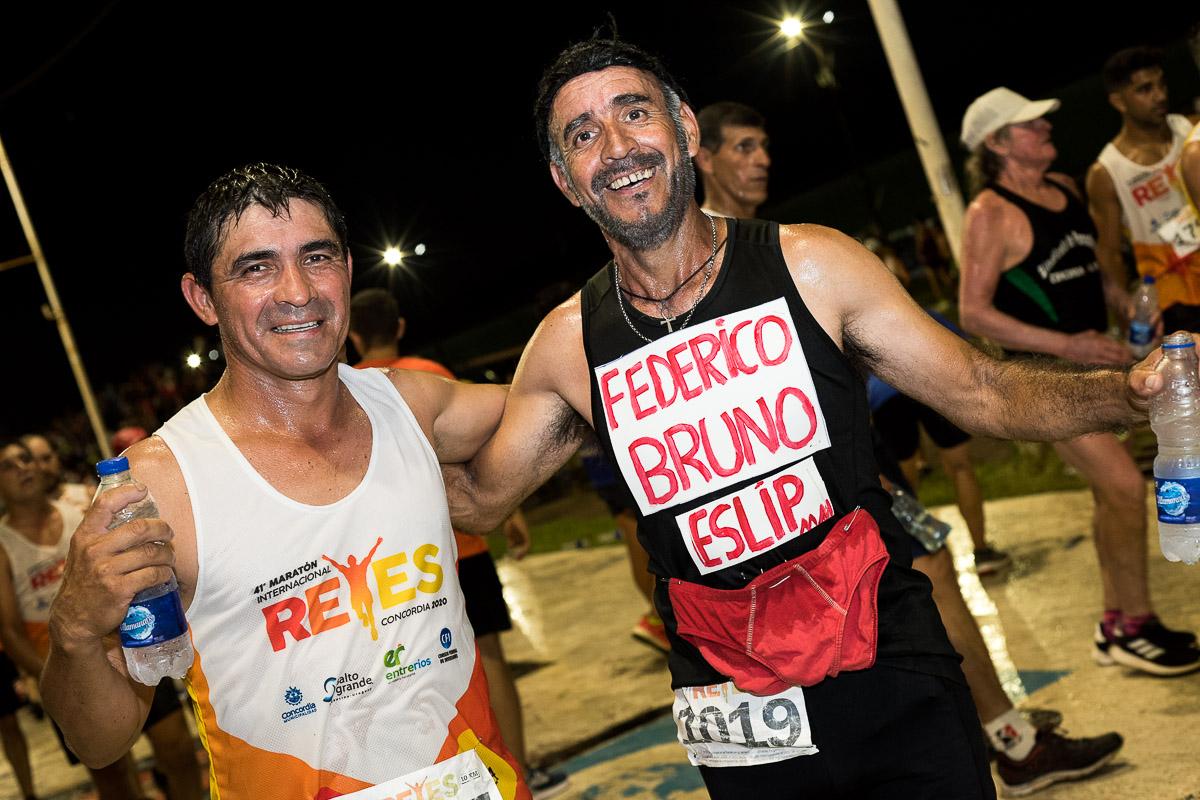 Fotos a las corridas en la 41° Maratón de Reyes PARTE 2
