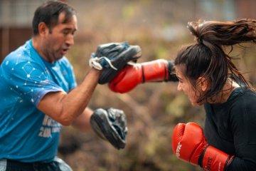 Cruzar guantes en tiempos de cuarentena