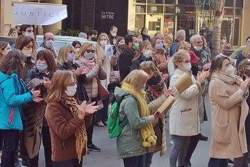 Marcha y pedido de JUSTICIA a una semana del crimen de Teresita Galli