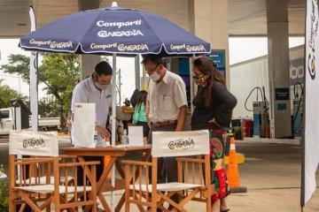 Concordia promociona sus atractivos a la vera de la Ruta 14