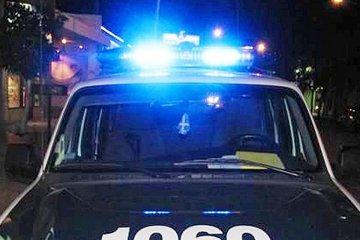 Tres hombres circulaban con cocaína a bordo de un auto y uno terminó preso