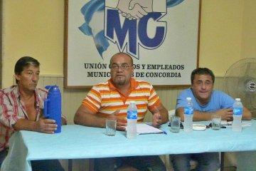 La UOEMC quiere apurar las negociaciones con el Ejecutivo municipal