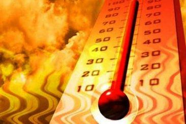 El Servicio Meteorológico Nacional anuncia altas temperaturas para la semana en Concordia