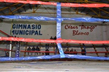 Vuelve el box al Gimnasio Municipal