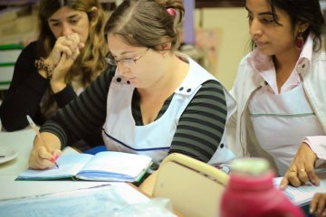 La provincia realizó una nueva oferta superadora para los docentes
