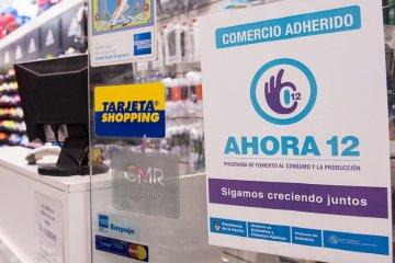 El programa AHORA 12 estará vigente para las compras del 24 de diciembre