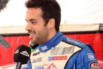 El concordiense Martín Ponte cambió de equipo para competir en el Top Race