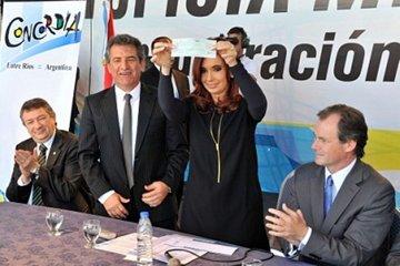 Ahora afirman que Cristina Kirchner vendrá a Concordia pero en otra fecha