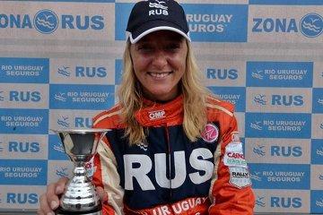 Nadia Cutro abrirá el Gran Premio de la Hermandad con el Auto 0