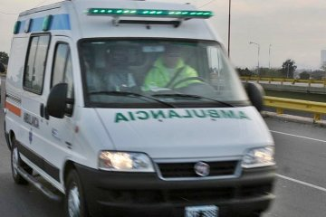 INSÓLITO: Un camionero reportó un accidente, movilizó a las emergencias pero era un simulacro