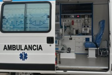 El Ministerio de Salud de la provincia comprará tubos de oxígeno para las ambulancias de Concordia
