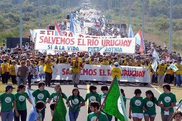 Gualeguaychú volverá a marchar contra la pastera