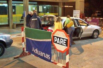 """Uruguay ratificó que seguirá con su política de """"cero kilo"""" para su frontera"""