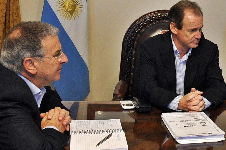 """Benedetto explicó porque la nueva planta solucionará el problema del agua """"por al menos 30 años"""""""