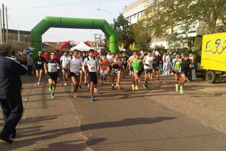 Este sábado se disputa la Maratón de la Memoria