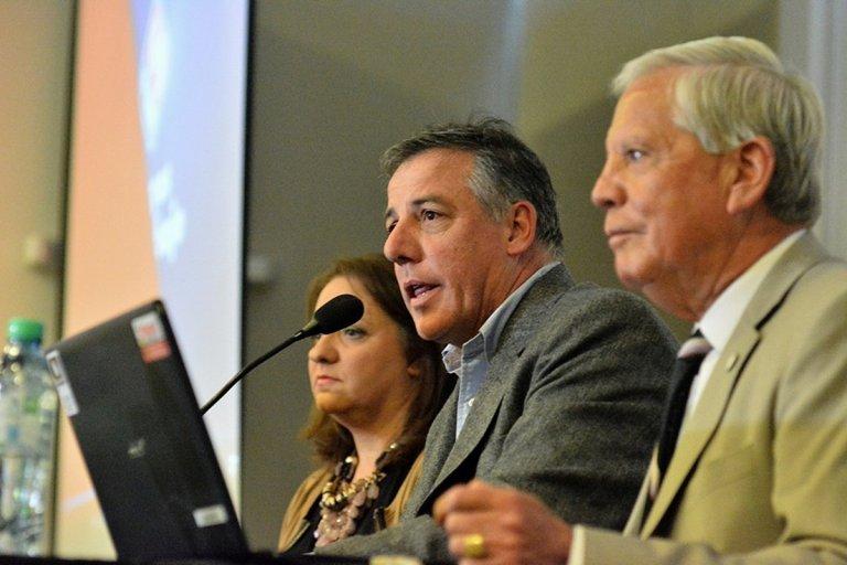 Juan Domingo Orabona confirmó la caída del acuerdo con San Juan
