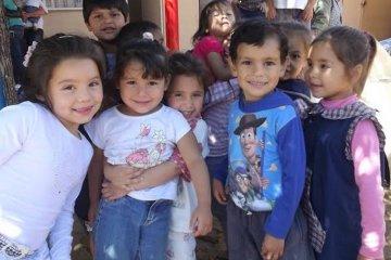 Comenzó el ciclo lectivo en los Centros de Desarrollo Infantil