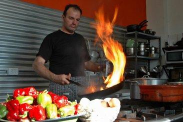 Concordia vuelve a ser protagonista en la pantalla de América con la cocina de Jacinto Echandía