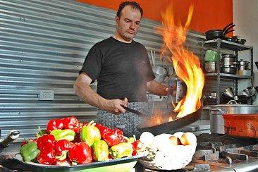 Jacinto Echandía mostrará su arte gastronómico en la Fiesta de las Mandarinas