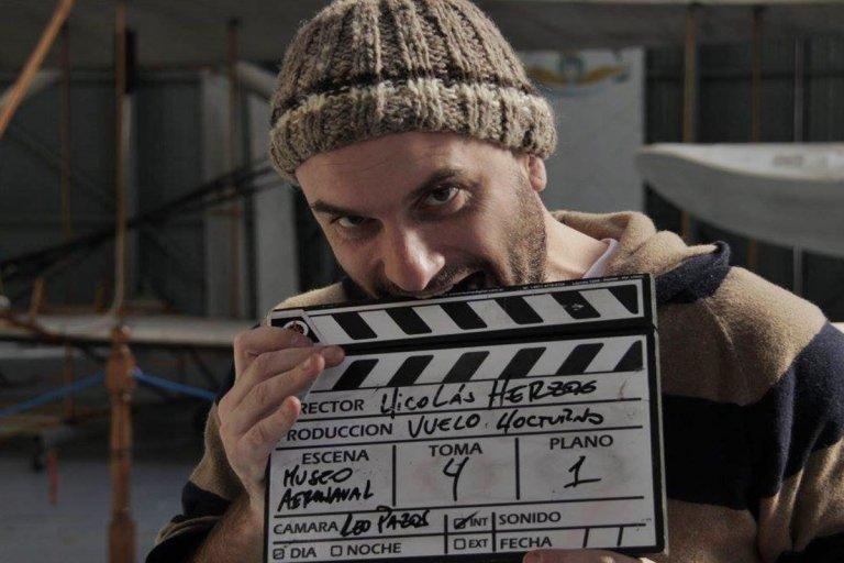 El realizador habló en la previa de su último film en Concordia.