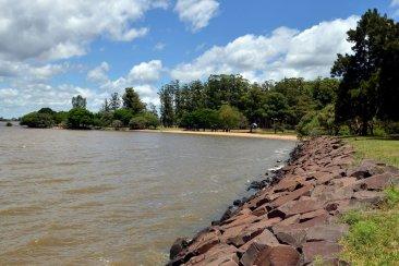 Ahora se podrá pasear en una lancha turística por el Lago de Salto Grande