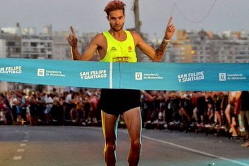 Federico Bruno va por otra victoria en Uruguay