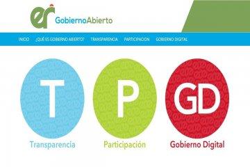 La Provincia puso en marcha el Portal de Gobierno Abierto