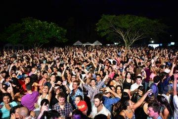 """Casi 3 mil jóvenes fueron parte de la """"Fiesta Única"""" de Federación"""