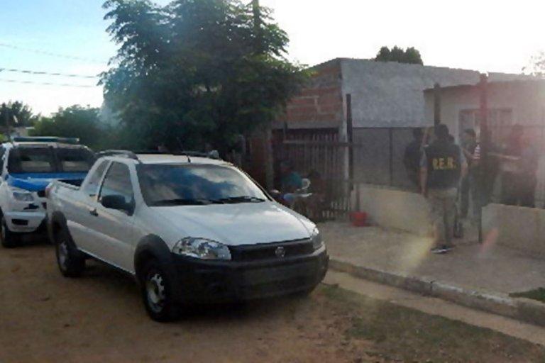 La policía realizó allanamientos para dar con el agresor de Lima.
