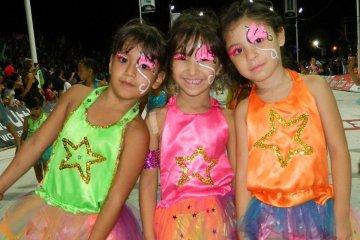 El Carnaval de los Pequeños Duendes también debió suspenderse por las lluvias