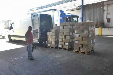 Una empresa entrerriana exportará mates de vidrio a Chile